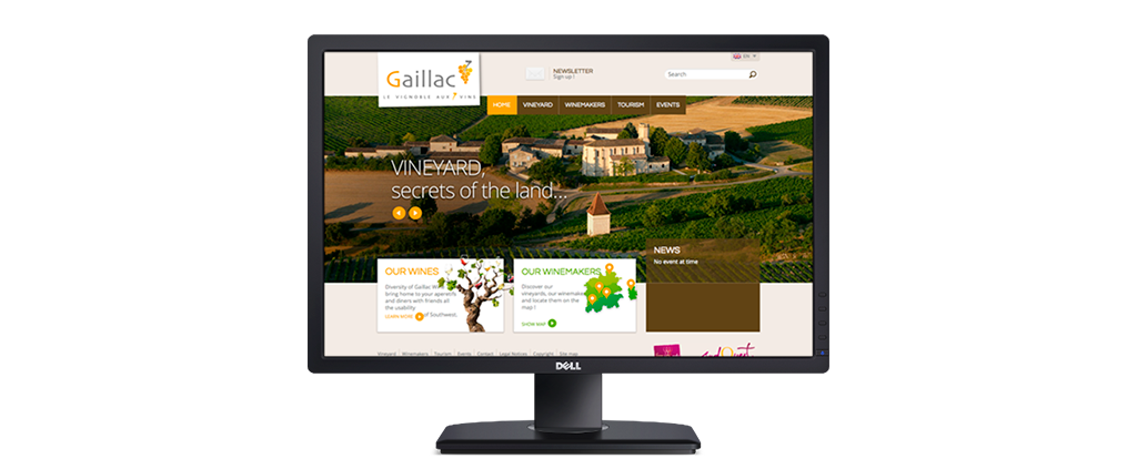 Traducción de sitios web y comunicación comercial