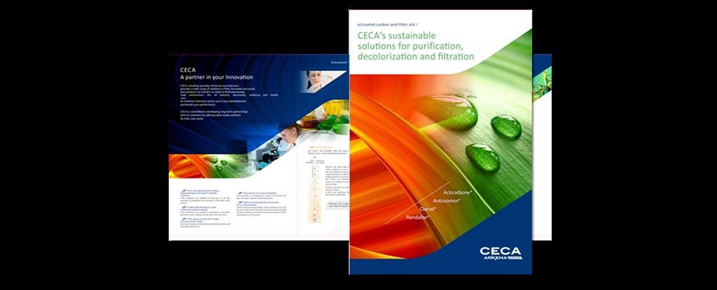 Übersetzung und Adaptation von Firmenprospekten und Werbebroschüren