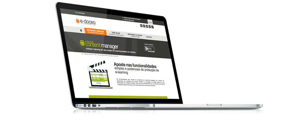 Traducción de sitios web y herramientas de e-learning